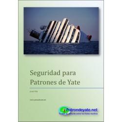Apuntes de Seguridad para Patrón de Yate